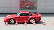 Porsche 959, Exterieur, Bremsen