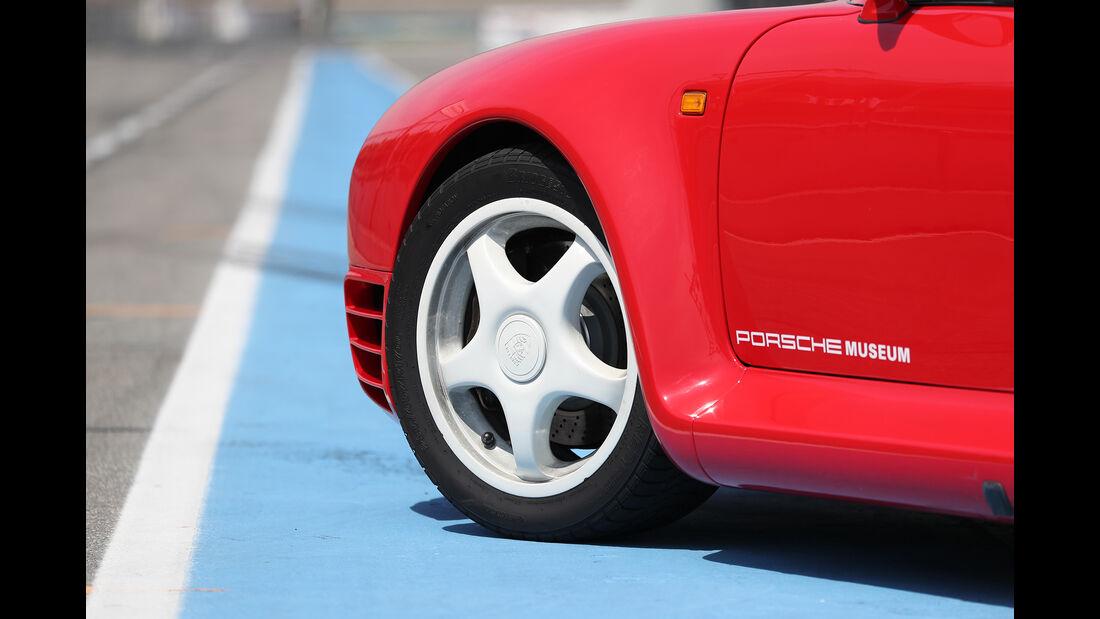 Porsche 959, Exterieur, Felge