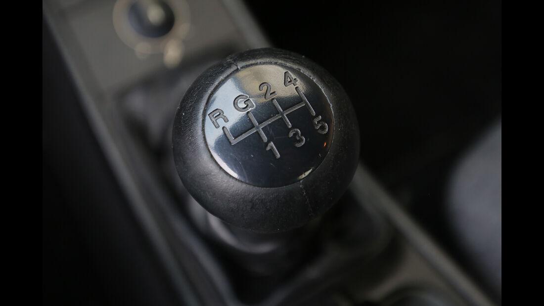Porsche 959, Interieur, Schalt