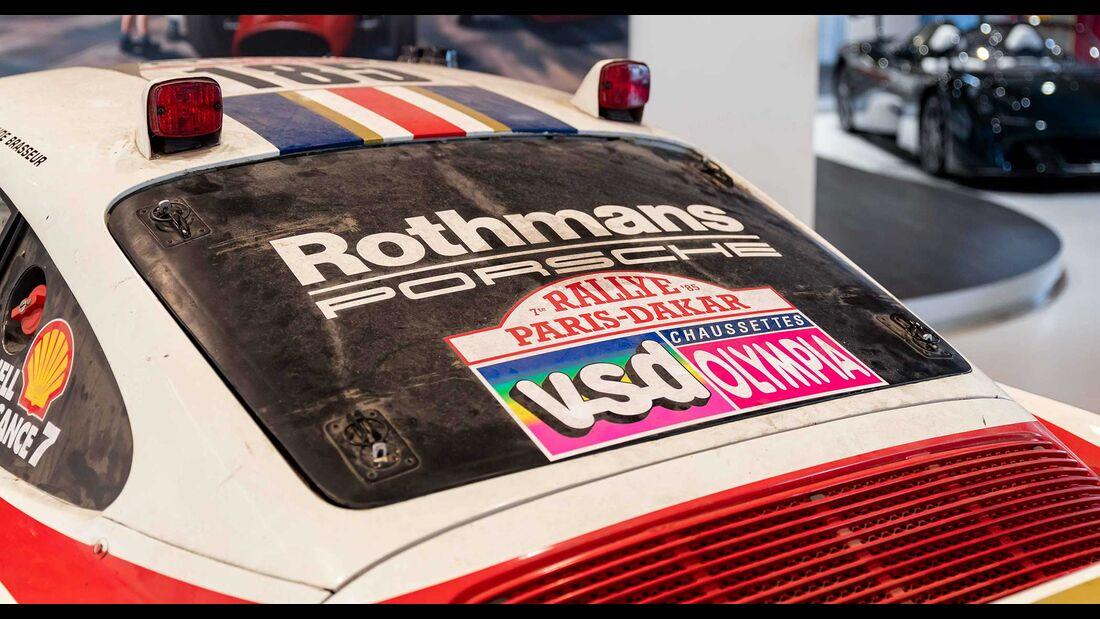 Porsche 959 Paris-Dakar (1985)