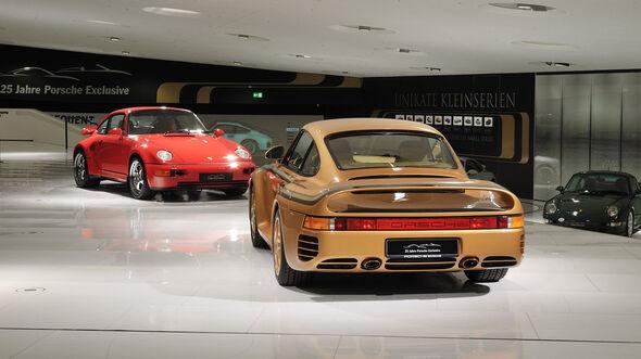 Porsche 959, Porsche Exclusive, Porsche-Museum