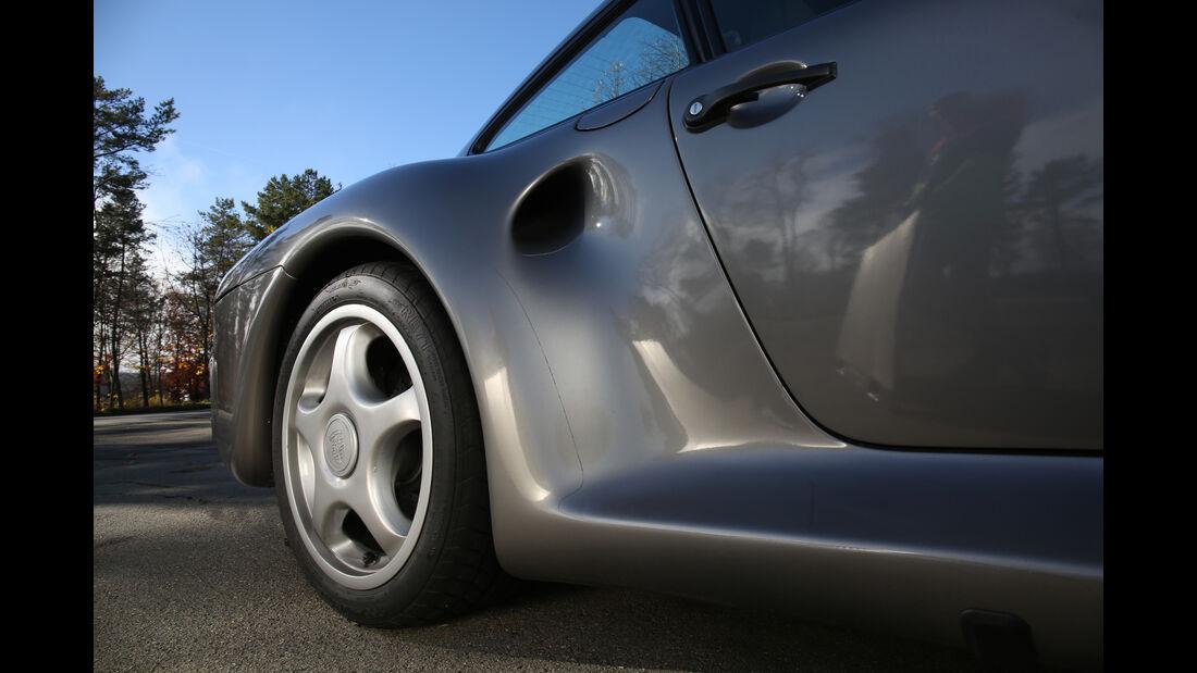 Porsche 959, Rad, Felge
