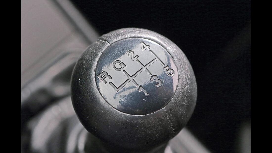 Porsche 959, Schalthebel