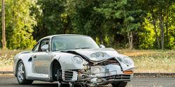 Porsche 959 Unfwallwagen Mecum«s Auktion