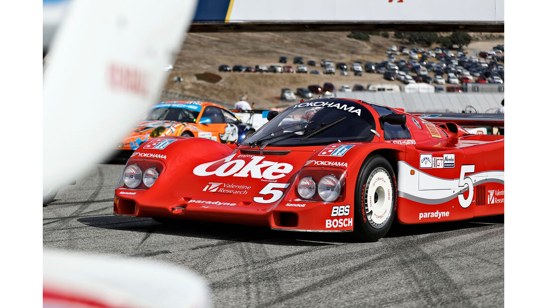 Porsche 962 - Coca-Cola-Design - IMSA - 2019