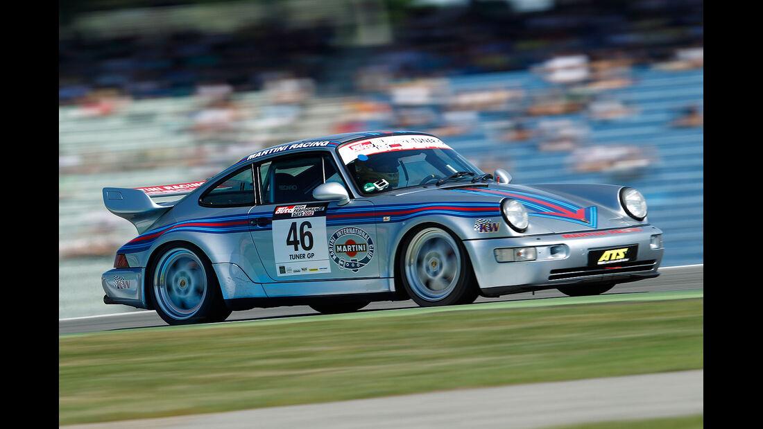 Porsche 964 3.6 Turbo, TunerGP 2012, High Performance Days 2012, Hockenheimring