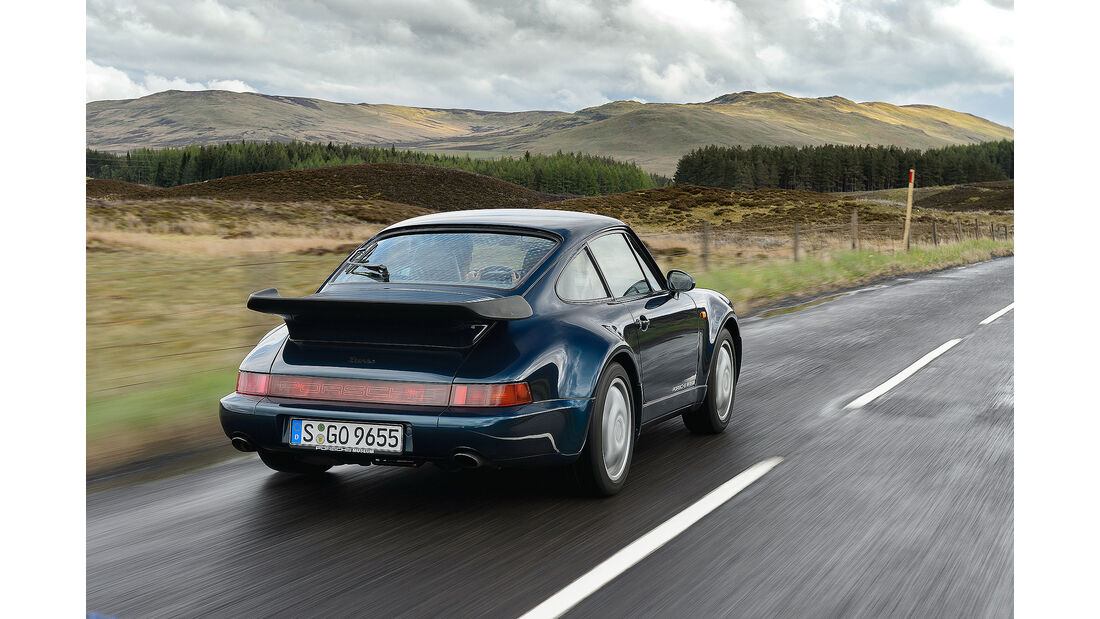 Porsche 964 911 Turbo