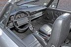 Porsche 964 Cabrio, Cockpit