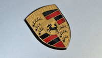 Porsche 964 Cabrio, Emblem