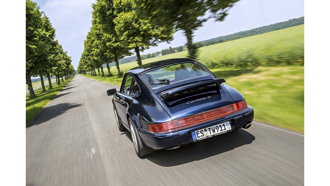 Porsche 964 Carrera 5