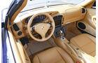 Porsche 964, Cockpit