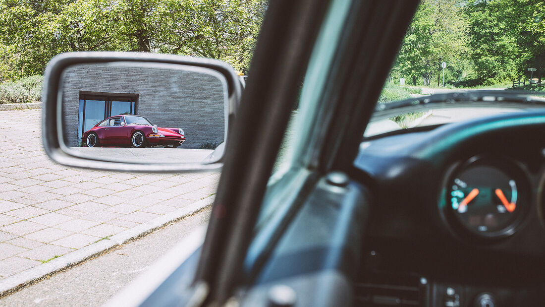 Porsche 964, Mletzko Heartbeat