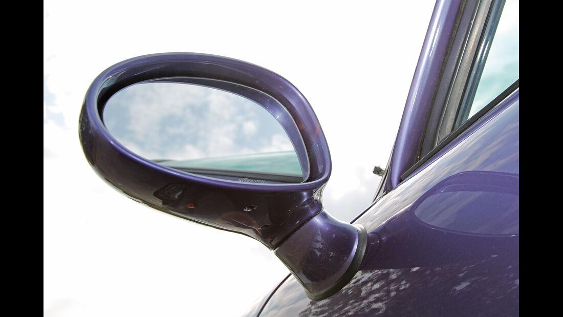 Porsche 964, Seitenspiegel