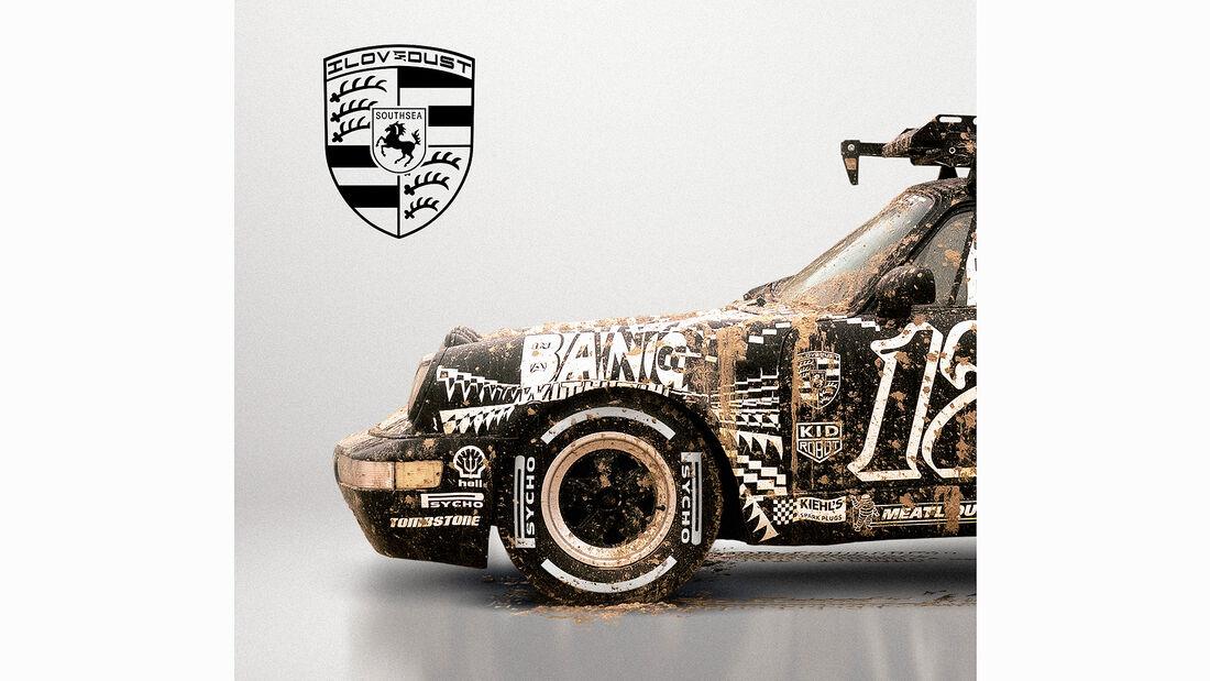 Porsche 964 Turbo Safari von Ilovedust