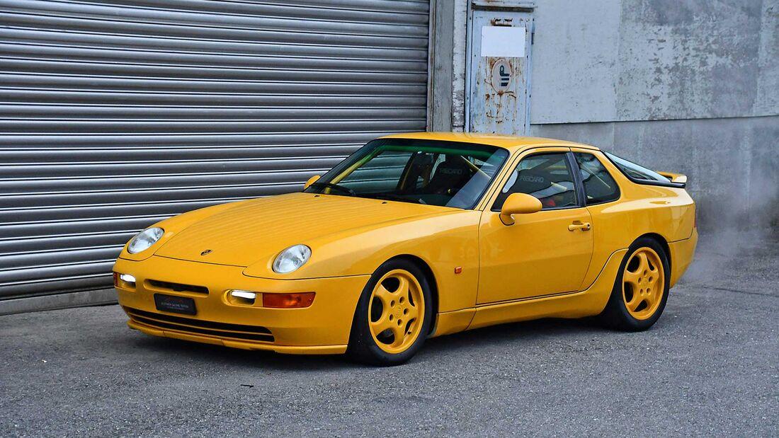 Porsche 968 CS 1993