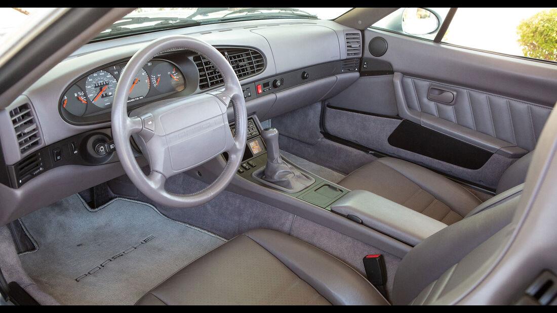 Porsche 968 Cabriolet (1992)