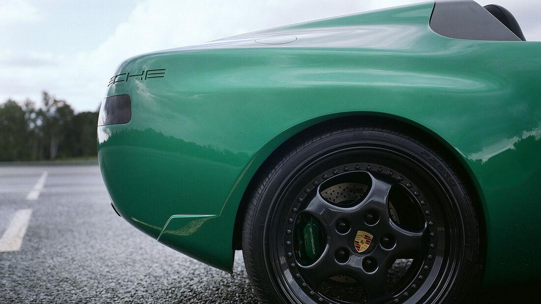Porsche 968 L'Art De L'Automobile