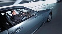 Porsche 968, Seitenansicht