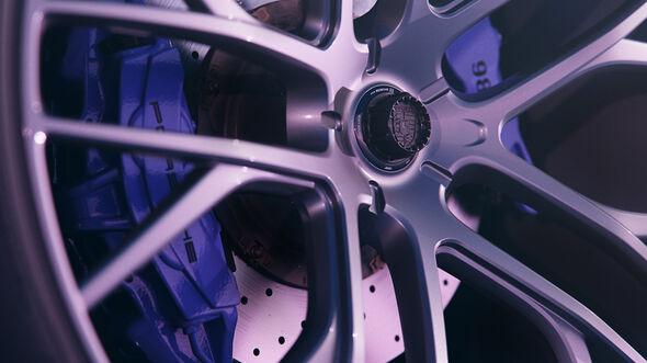Porsche 988 Vision Mittelmotor Concept