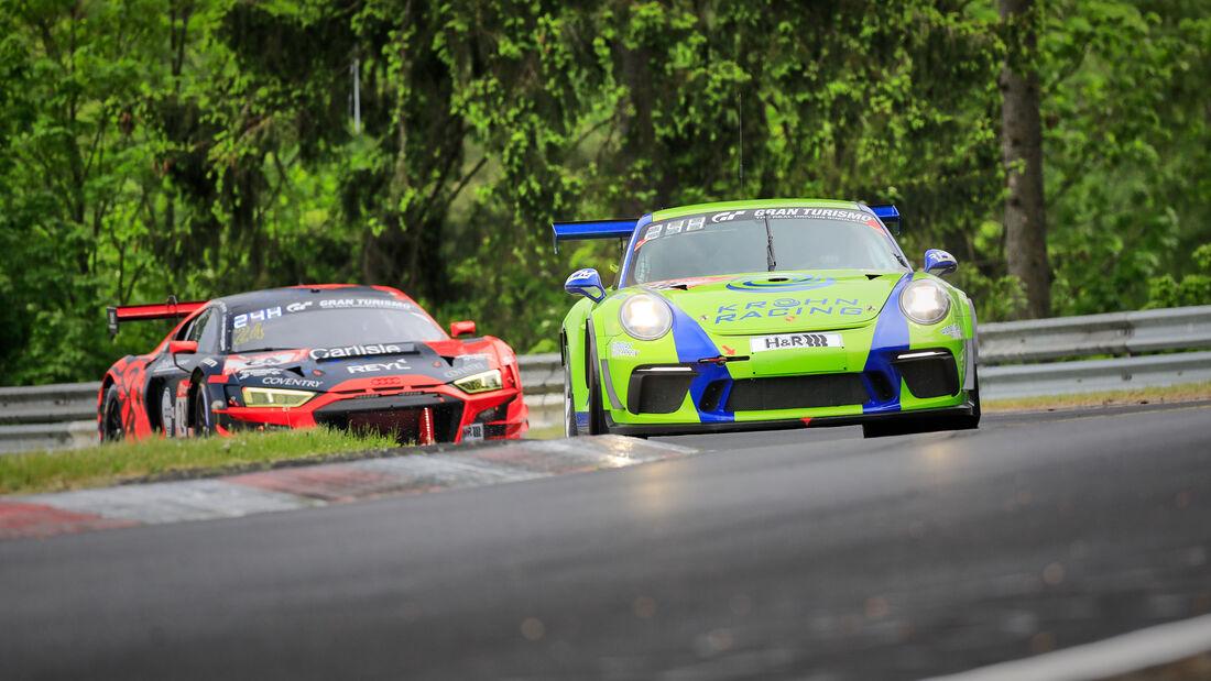 Porsche 991 Cup - RPM Racing - Startnummer #68 - Klasse: SP 7 - 24h-Rennen - Nürburgring - Nordschleife - 03. - 06. Juni 2021