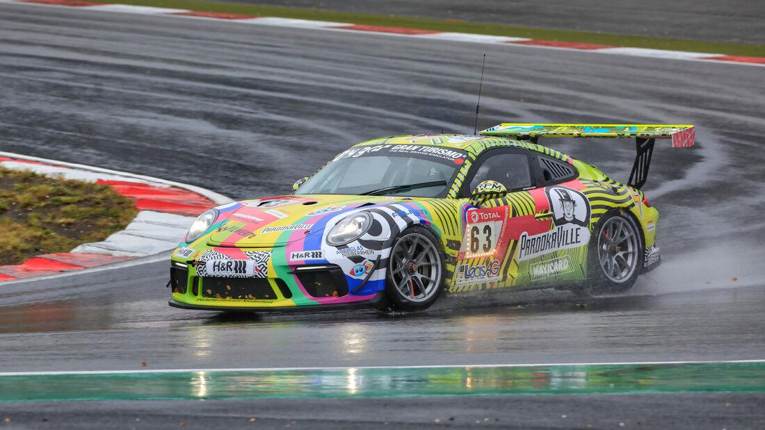Porsche 991 Cup - Startnummer #63 - Klasse: SP7 - 24h-Rennen - Nürburgring - Nordschleife - 24. bis 27. September 2020
