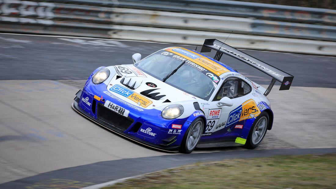 Porsche 991 GT3 Cup MR - Startnummer #69 - clickversicherung.de Team - SP7 - NLS 2021 - Langstreckenmeisterschaft - Nürburgring - Nordschleife