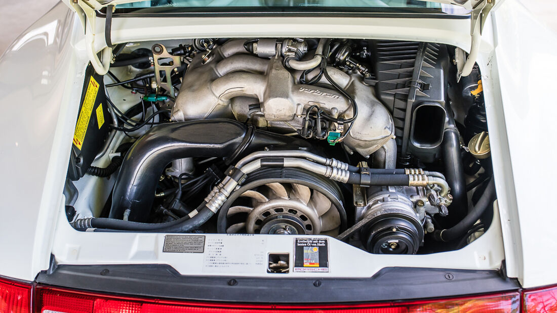 Porsche 993 911 RS Clubsport Sammlung Jahn Lühn