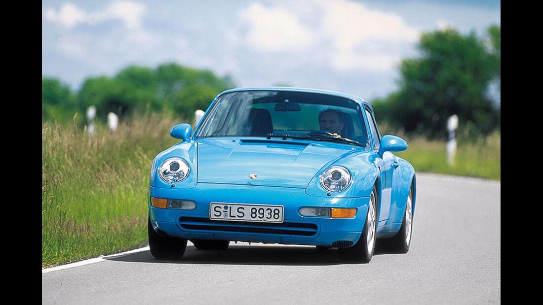 Porsche 993, Baujahr 1993-1998