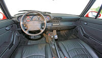 Porsche 993, Cockpit