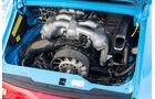 Porsche 993, Motor