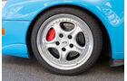 Porsche 993, Rda, Felge