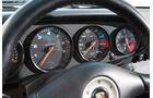 Porsche 993, Rundinstrumente