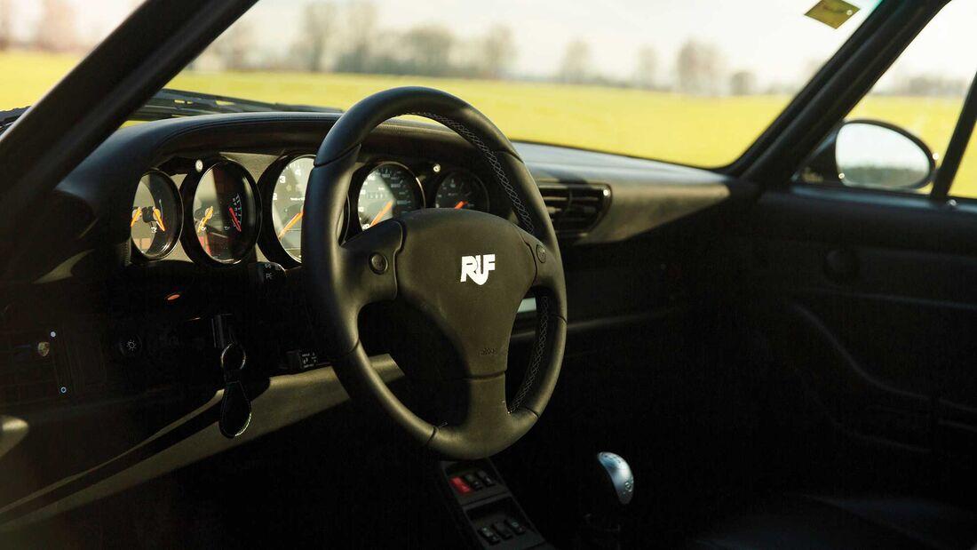Porsche 993 Turbo R Ruf (1998)