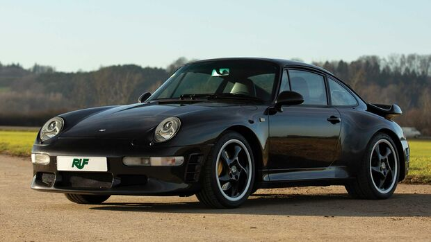 Porsche 993 Turbo R Ruf (1998)