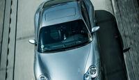 Porsche 996, Draufsicht