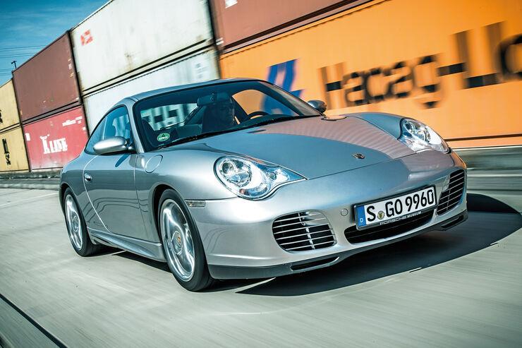 porsche 996 der erste wasser 911 im fahrbericht auto motor und sport. Black Bedroom Furniture Sets. Home Design Ideas