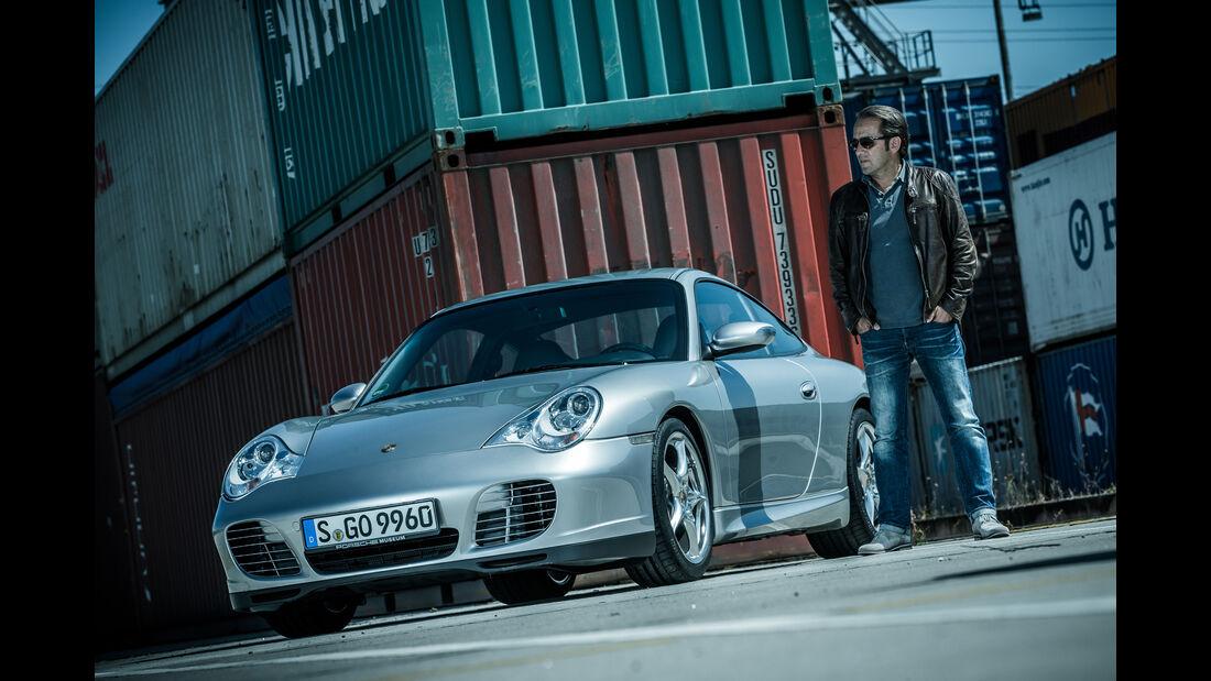 Porsche 996, Michael Schröder