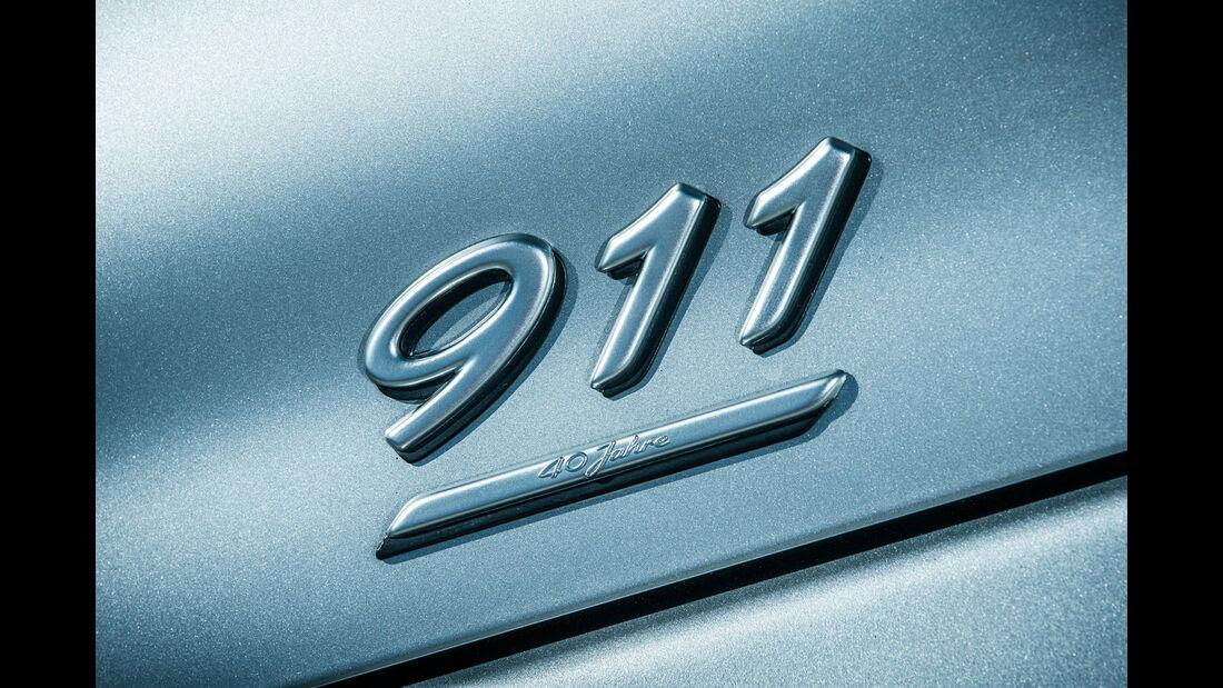 Porsche 996, Typenbezeichnung