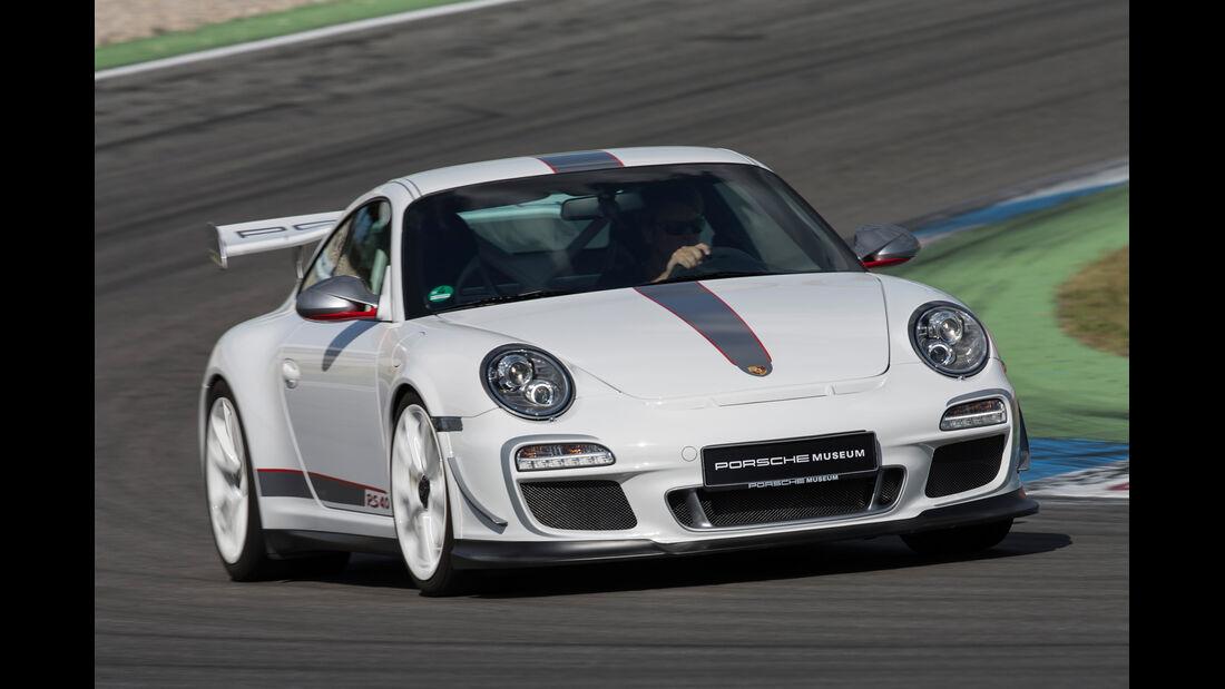 Porsche 997 (4.0), Frontansicht