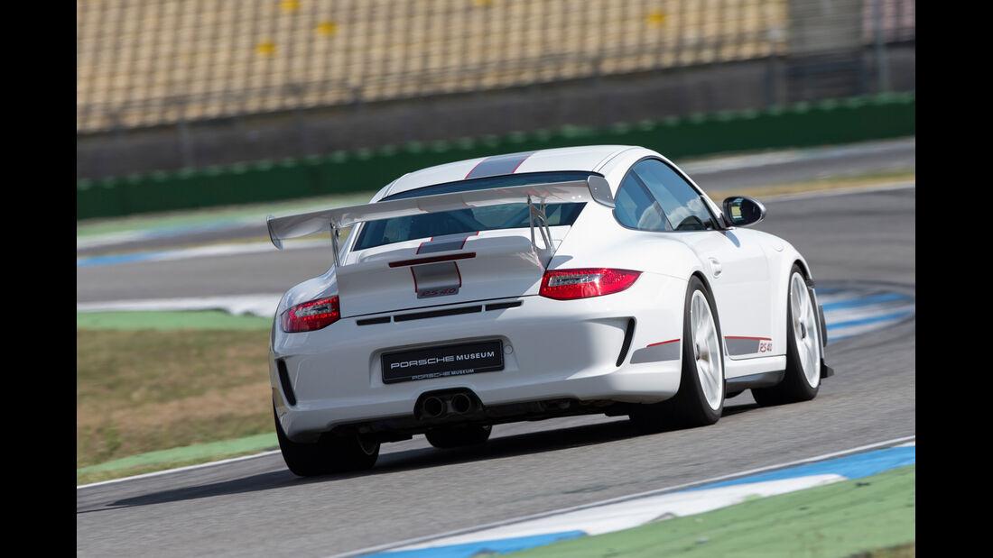 Porsche 997 (4.0), Heckansicht