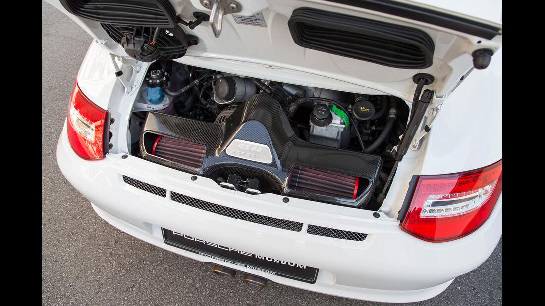 Porsche 997 (4.0), Motor
