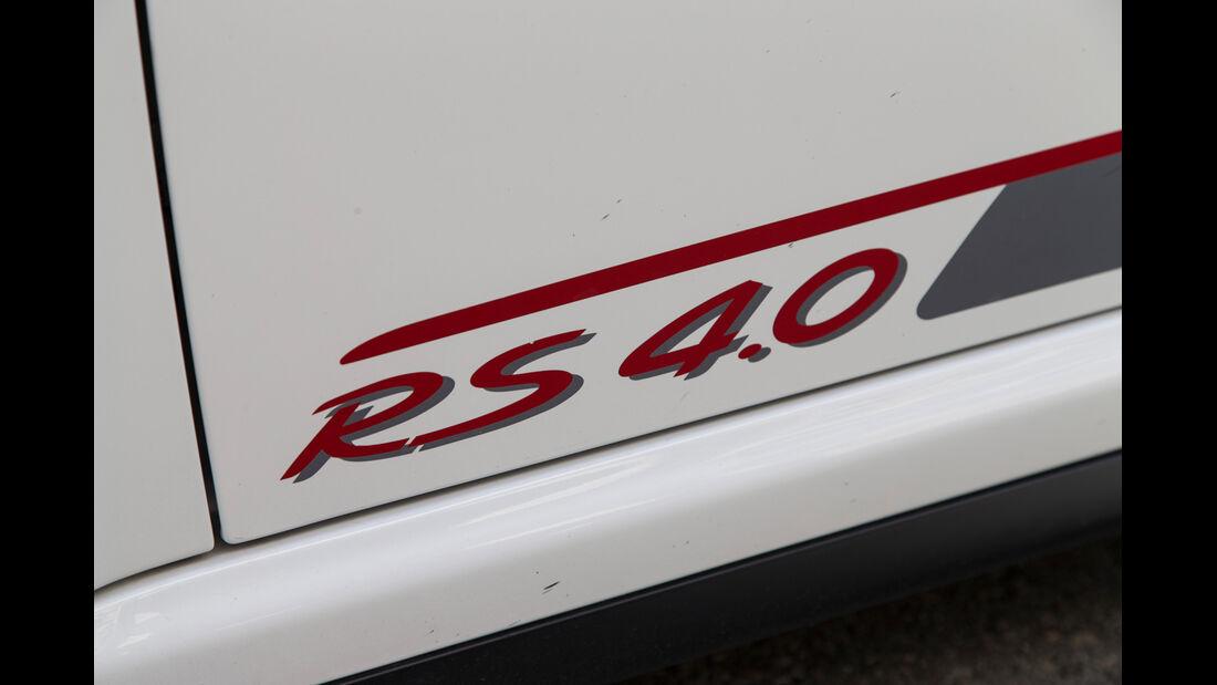 Porsche 997 (4.0), Typenbezeichnung