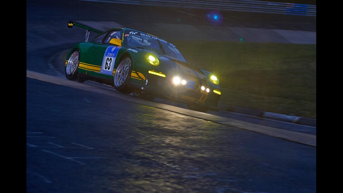 Porsche 997 GT3 - 24h-Rennen Nürburgring 2014 -  Qualifikation 1