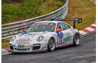 "Porsche 997 GT3 Cup - Car Collection Motorsport - Startnummer: #72 - Bewerber/Fahrer: Klaus Koch, ""Don Stephano"", Ronnie Saurenmann, Miro Konopka - Klasse: SP7"