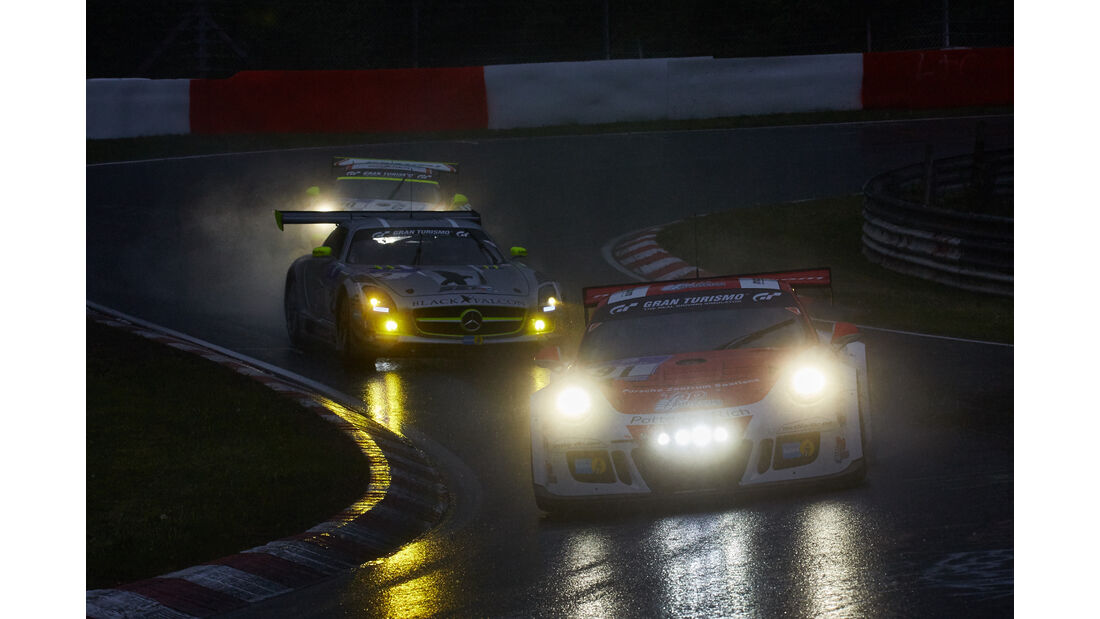 Porsche 997 GT3 Cup MR - Manthey Racing - #91 - Dieter Schmidtmann, Andreas Ziegler, Marco Schelp, Peter Scharmach -  24h Nürburgring  - Donnerstag - 1. Qualifying - 14.5.2015