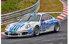 Porsche 997 GT3 Cup - Starnummer: #59 - Bewerber/Fahrer: Willie Moore, Bill Cameron, Peter Bonk - Klasse: SP7