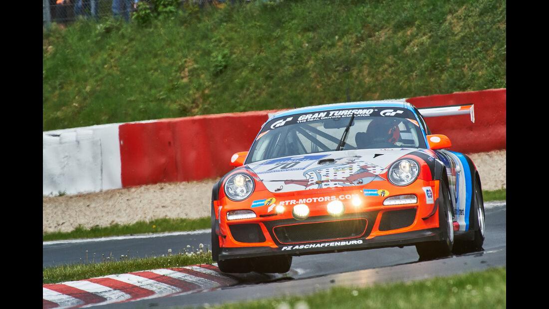 Porsche 997 GT3 Cup - Startnummer: #70 -  24h-Nürburgring 2015 - Donnerstag