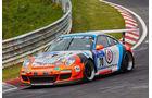 """Porsche 997 GT3 Cup - raceunion Teichmann Racing - Startnummer: #70 - Bewerber/Fahrer: """"Alex Autumn"""", Marc Hennerici, Dominik Brinkmann, """"Don Stephano"""" - Klasse: SP7"""
