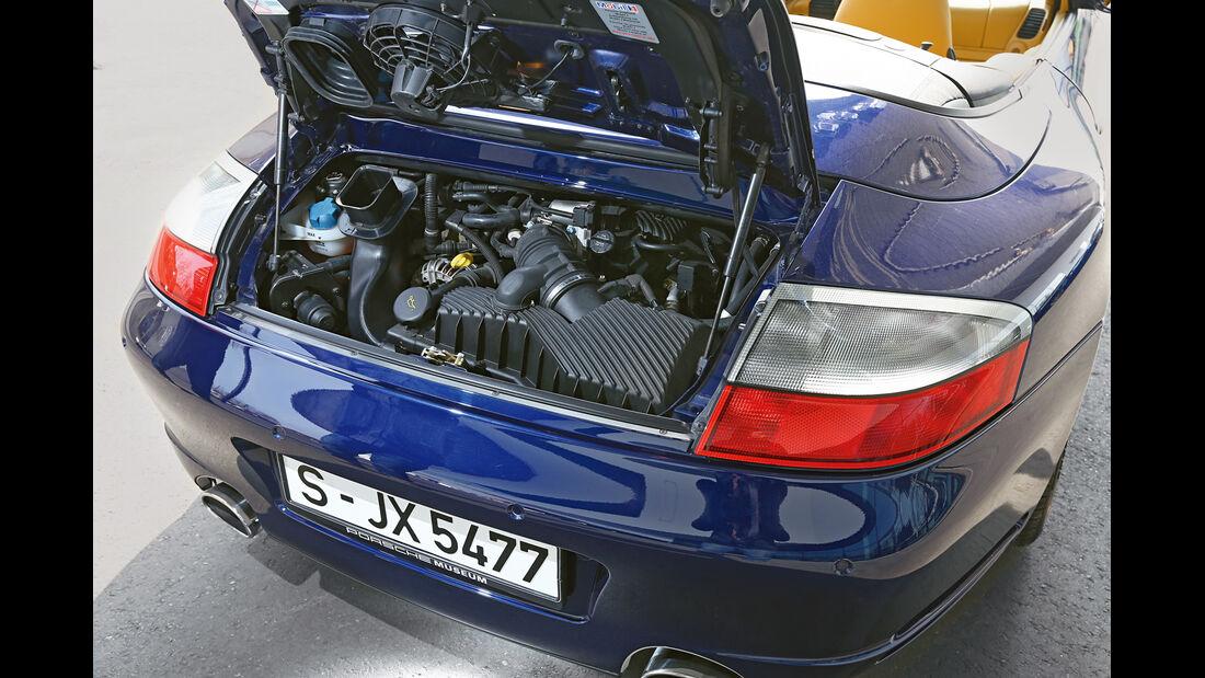 Porsche 997 GT3, Motor