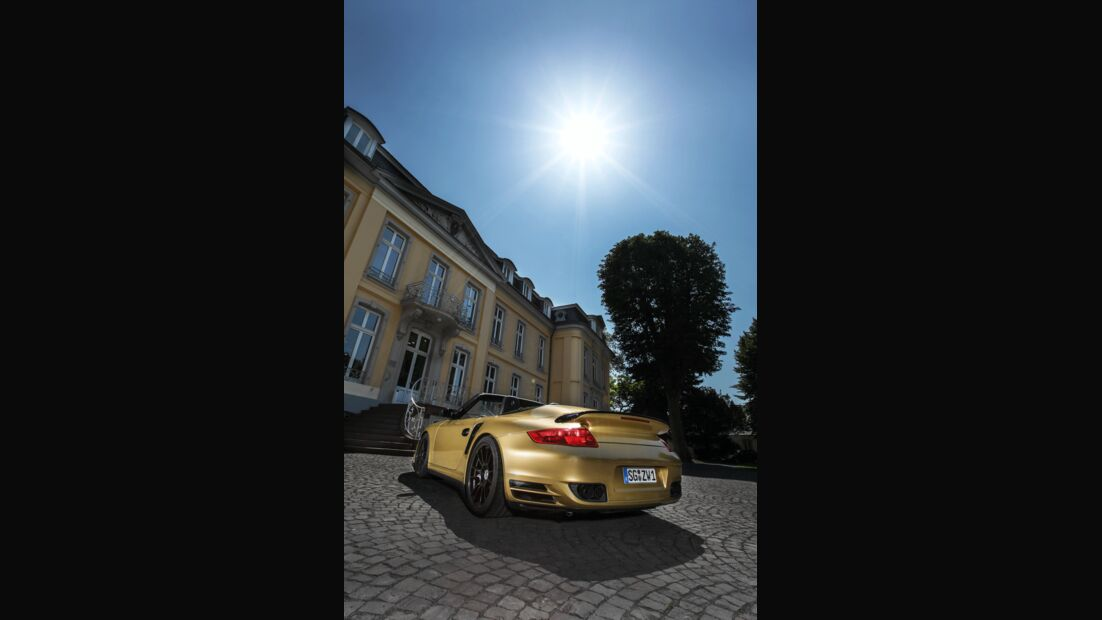 Porsche 997 by Wimmer RST